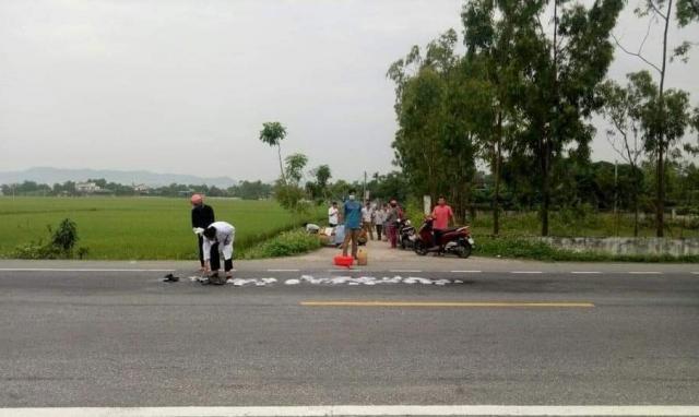 Hà Tĩnh: Tìm ra xe tải đâm tử vong cụ ông 90 tuổi