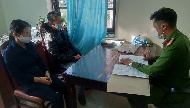 Lâm Đồng: Triệu tập nhóm người hành hung nữ nhân viên vệ sinh