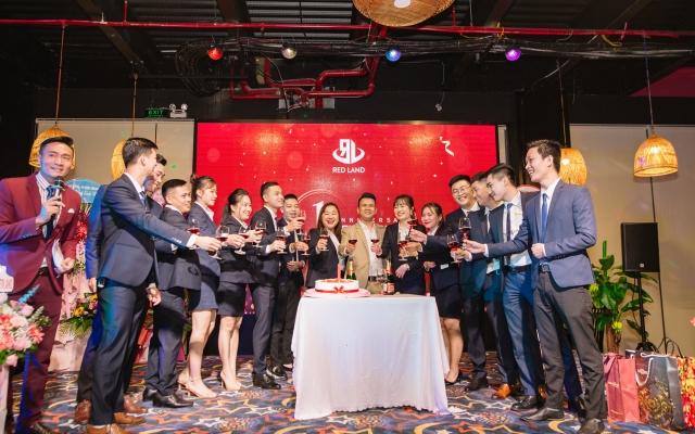 Red Land khẳng định tên tuổi tại thị trường BĐS Bắc Miền Trung