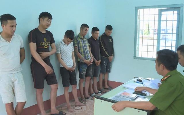 """Đắk Lắk: Tạm giam các đối tượng cho vay lãi """"cắt cổ"""""""