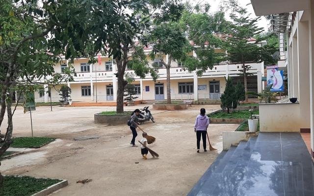 Lâm Đồng cho học sinh quay lại trường để hoàn tất thi học kỳ 2