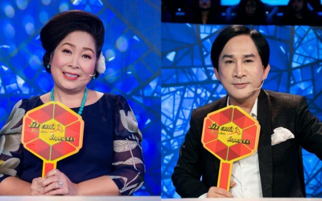 """Sàn chiến giọng hát: NSND Hồng Vân - NSƯT Kim Tử Long tiếp tục giữ vị trí """"độc tôn"""""""