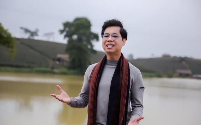 Ngọc Sơn viết lại lời cho ca khúc ý nghĩa về quê hương Bác Hồ