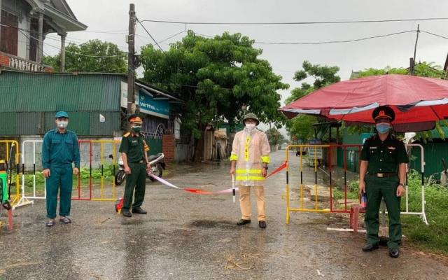 Hà Tĩnh thiết lập thêm vùng cách ly y tế với 4.061 hộ dân