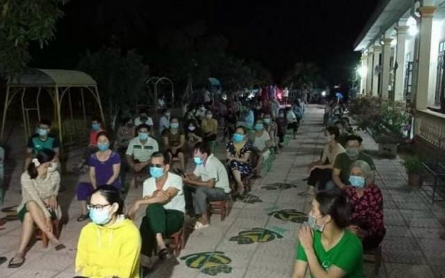 Nghệ An: Phát hiện thêm 2 ca nhiễm Covid-19 tại huyện Diễn Châu