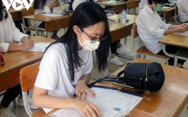 Thi vào lớp 10 tại Bắc Giang: Sở GD&ĐT điều chỉnh lịch thi và thời gian làm bài