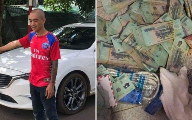 Lâm Đồng: Bắt đối tượng trộm gần 1 tỷ đồng trong xe ô tô sau vài giờ gây án