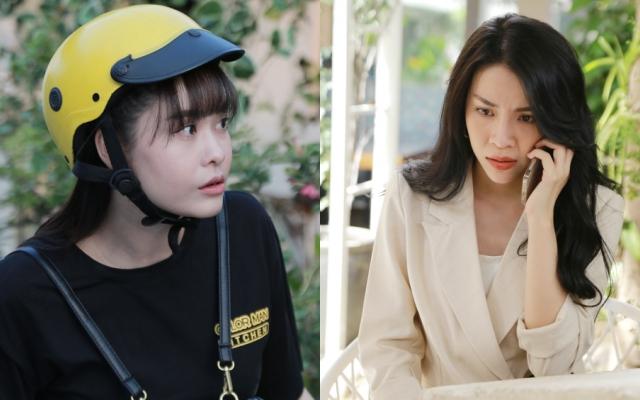 """Trương Quỳnh Anh - Ngô Phương Anh: Hai mỹ nhân """"bí ẩn"""" của """"Bánh mì ông Màu 2"""""""