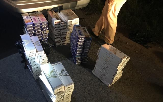 Sóc Trăng: Thu giữ hơn 1 nghìn bao thuốc lá ngoại nhập không rõ nguồn gốc