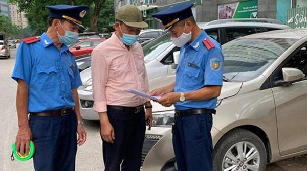 Hà Nội xử phạt hơn 250 điểm trông giữ phương tiện vi phạm
