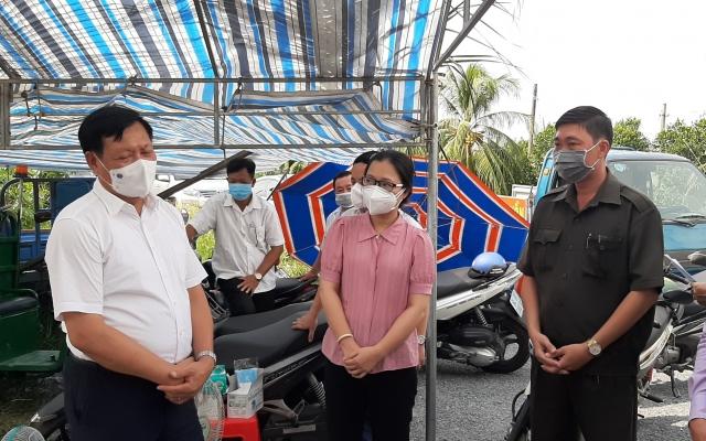 Thứ trưởng Bộ Y tế hướng dẫn cách tránh lây nhiễm chéo trong khu cách ly, khu phong toả