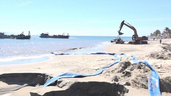 Nhiều dự án đường thủy chậm trễ vì thủ tục môi trường