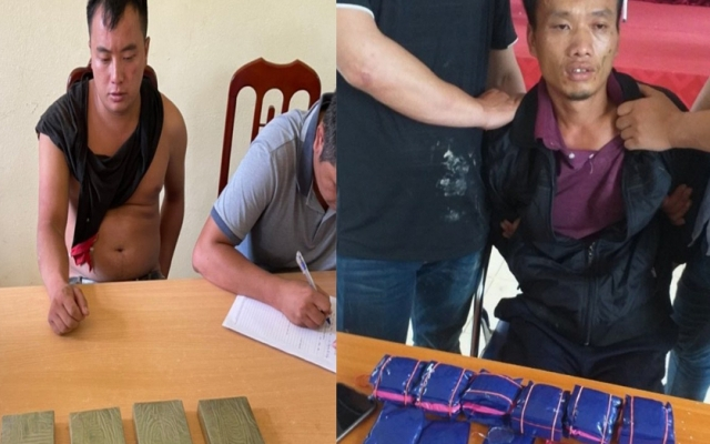 Điện Biên: Phá thành công 2 chuyên án ma túy, thu giữ nhiều tang vật