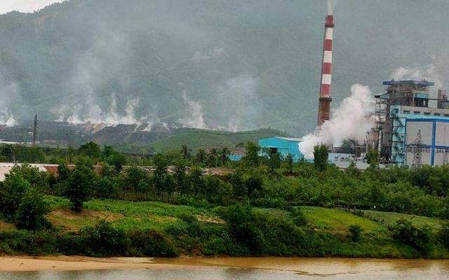 Bãi thải mỏ than Nông Sơn gây ô nhiễm, ảnh hưởng cuộc sống người dân