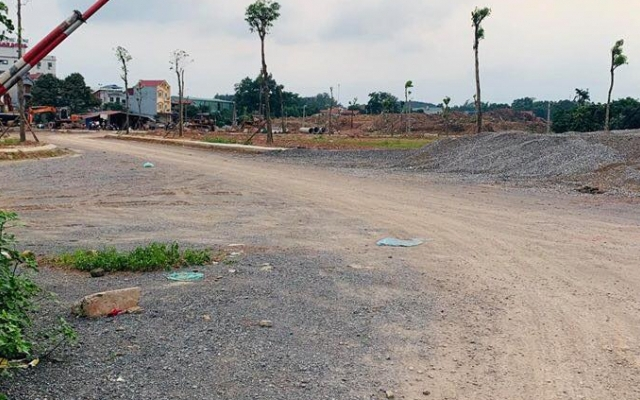 Dự án HAVICO Đồng Quang được giao đất không qua đấu giá, đấu thầu