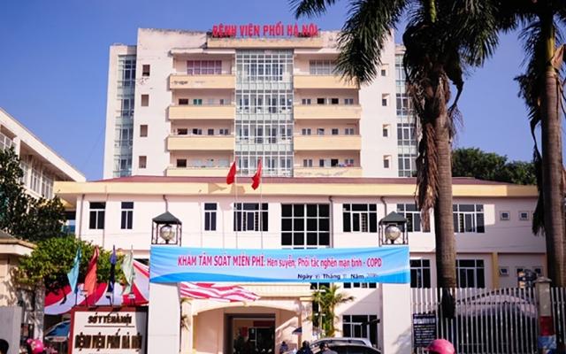 Hà Nội: Bệnh viện Phổi Hà Nội có 24 ca mắc Covid-19