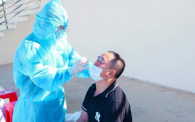 Nghệ An: 12 công dân về từ miền Nam dương tính với SARS-CoV-2