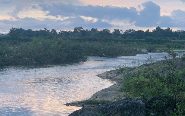 Hai chị em ruột đuối nước thương tâm ở sông Cồn Soi