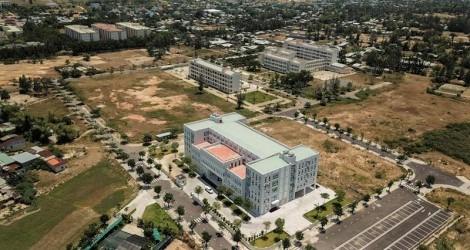 Quảng Nam: Nghiên cứu 190 ha lập quy hoạch xây dựng Đại học Đà Nẵng tại phường Điện Ngọc