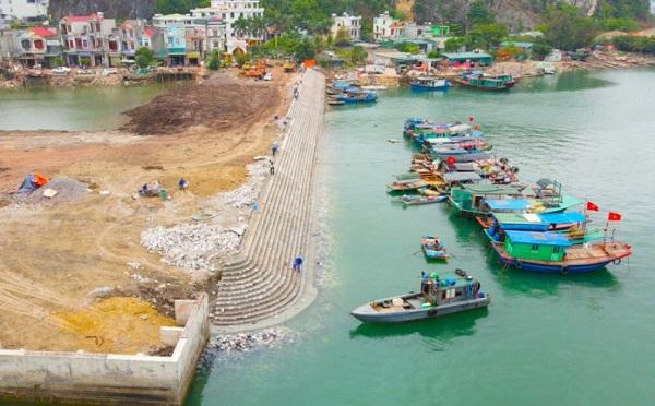 Quảng Ninh đẩy lùi nguy cơ TNGT đường thủy mùa mưa bão