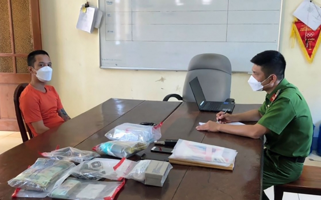 Bắt ông chủ doanh nghiệp vận tải An Phú Qúy ở Nghệ An