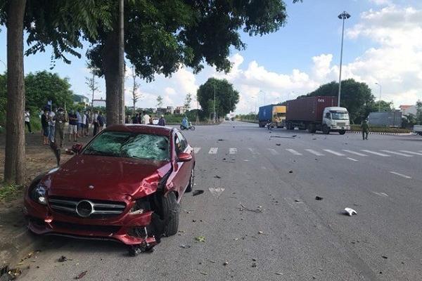 Tài xế ô tô gây tai nạn khiến nữ sinh Hải Dương tử vong đã ra trình diện