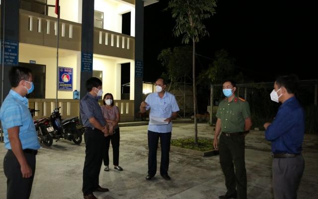 Khởi tố vụ án hình sự làm lây lan dịch bệnh nguy hiểm tại Hà Tĩnh