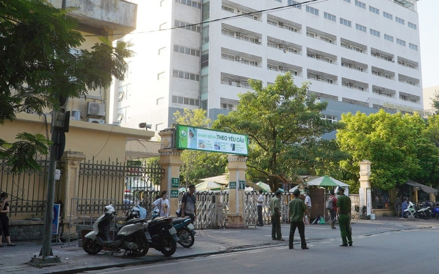 Ngày 12/10, Hà Nội ghi nhận 7 ca nhiễm COVID-19