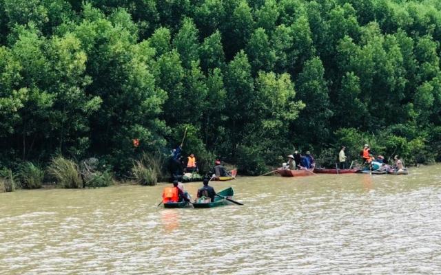 Hà Tĩnh: Tìm thấy thi thể người đàn ông sau 3 ngày mất tích trên hồ Sông Rác