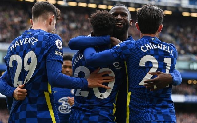 Chelsea hủy diệt Norwich với chiến thắng 7-0, vững chắc ngôi đầu bảng
