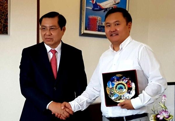 Xúc tiến đầu tư nhà máy sản xuất ô tô tải của Nga tại Đà Nẵng