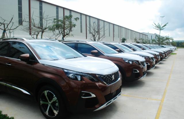 Năm 2019, THACO đặt chỉ tiêu doanh số phân phối, bán lẻ tối thiểu 110.000 xe  ô tô