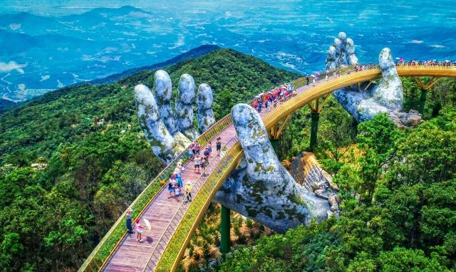 """Sun World Ba Na Hills được vinh danh """"Công viên chủ đề hàng đầu Việt Nam"""""""