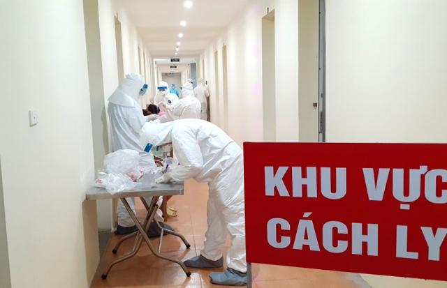 Quảng Nam: Phong tỏa tạm thời khu vực nguy cơ lây nhiễm cao Covid-19 tại Quế Sơn