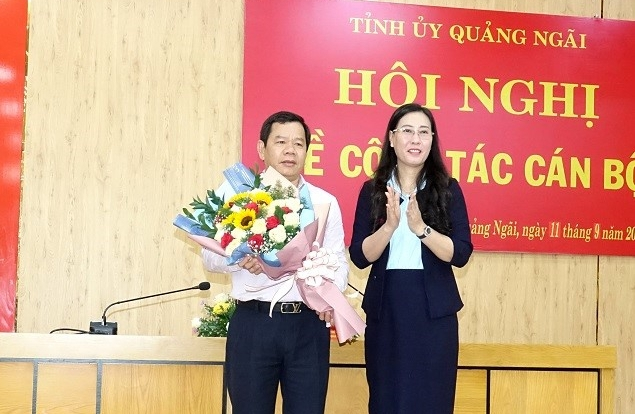 Thủ tướng phê chuẩn bổ nhiệm ông Đặng Văn Minh làm Chủ tịch UBND tỉnh Quảng Ngãi