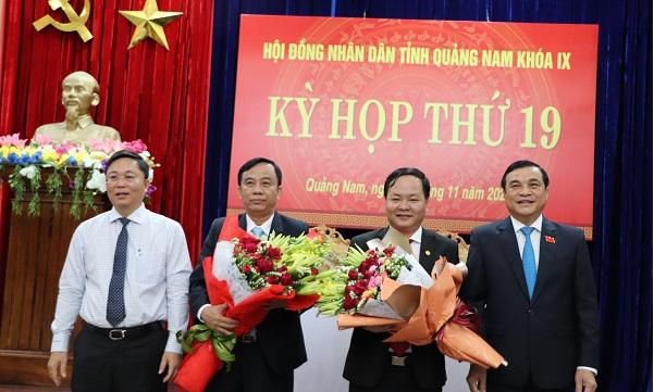 Thủ tướng phê chuẩn ông Nguyễn Hồng Quang làm Phó Chủ tịch tỉnh Quảng Nam