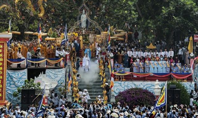 Đà Nẵng: Tạm dừng lễ hội Quán Thế Âm - Ngũ Hành Sơn năm 2021