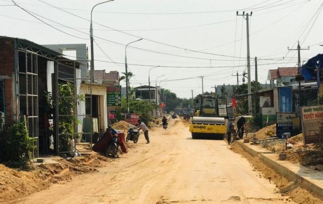 Quảng Nam: Chờ bức tranh đột phá về mặt đô thị sau khi mở rộng đường Võ Như Hưng