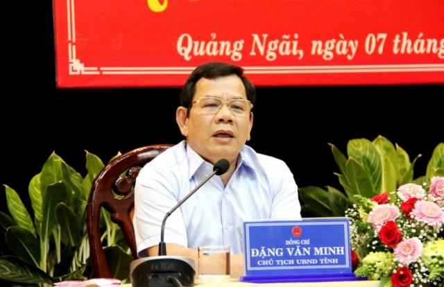 Quảng Ngãi: Phê bình hai Giám đốc Sở vì chậm trễ thực hiện nhiệm vụ được giao