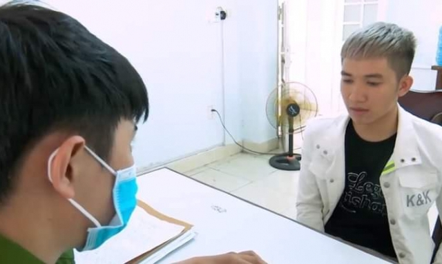 Đà Nẵng: Bắt giữ sinh viên lập trang giả web ngân hàng để lừa đảo