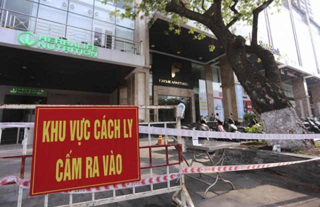 Đà Nẵng công bố thêm 16 ca nghi mắc Covid-19 vào tối 9/5