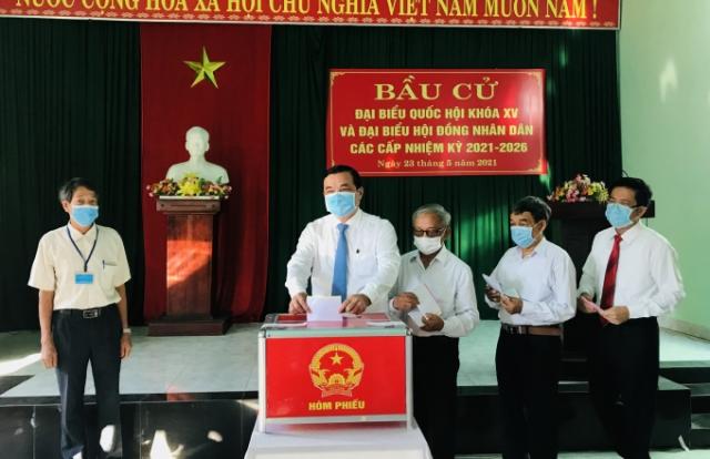 Quảng Nam: Giới thiệu nhân sự ứng cử chức danh Chủ tịch HĐND, UBND tỉnh nhiệm kỳ 2021 - 2026