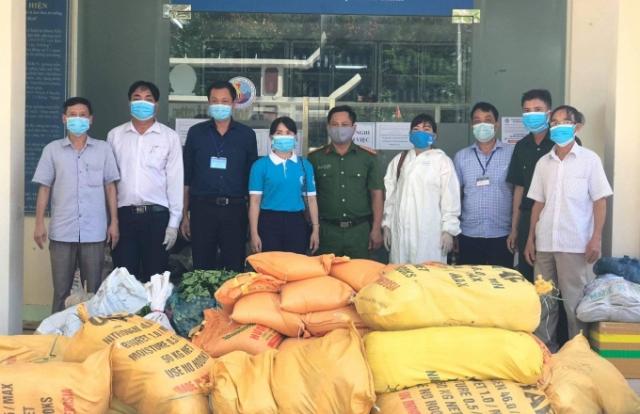 Đà Nẵng: Hỗ trợ tiền mặt và hàng hóa thiết yếu với giá trị gần 247,363 tỷ đồng cho người dân