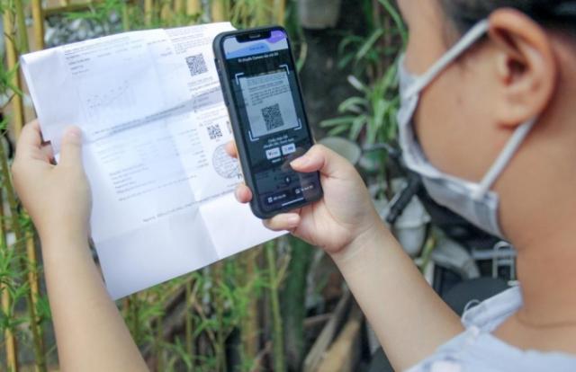 EVNCPC: Triển khai thanh toán nhanh tiền điện cho khách hàng qua QR Code
