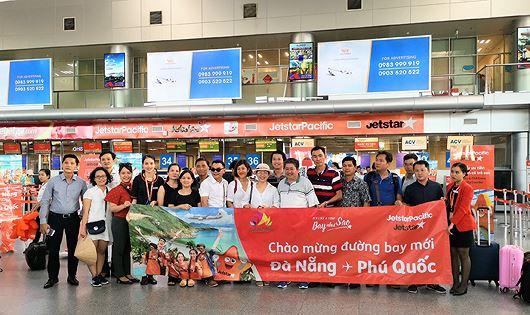 Jetstar Pacifc có thêm 2 đường bay Đà Nẵng – Thanh Hóa và Phú Quốc