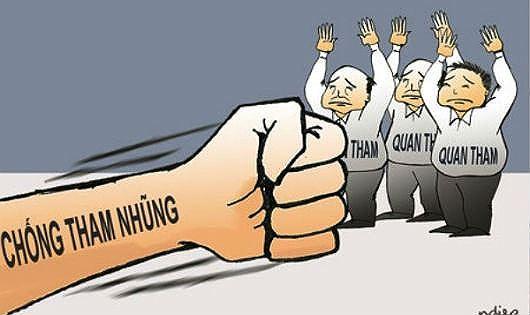 Một số kiến nghị về công cuộc phòng chống tham nhũng