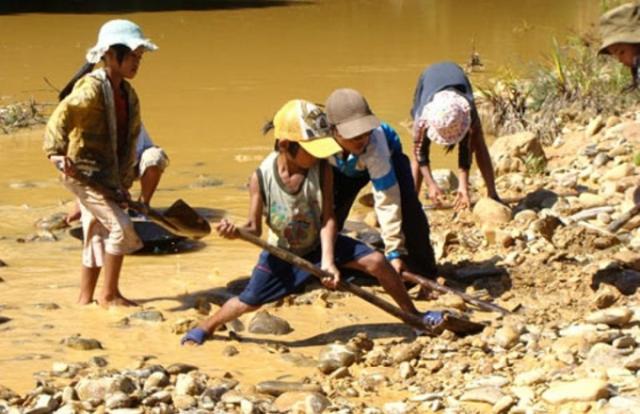 Việt Nam hưởng ứng phòng, chống lao động trẻ em
