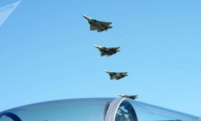 Bị Mỹ từ chối F-35, Thổ Nhĩ Kỳ sẽ mua máy bay 'diệt mọi mục tiêu' của Nga?