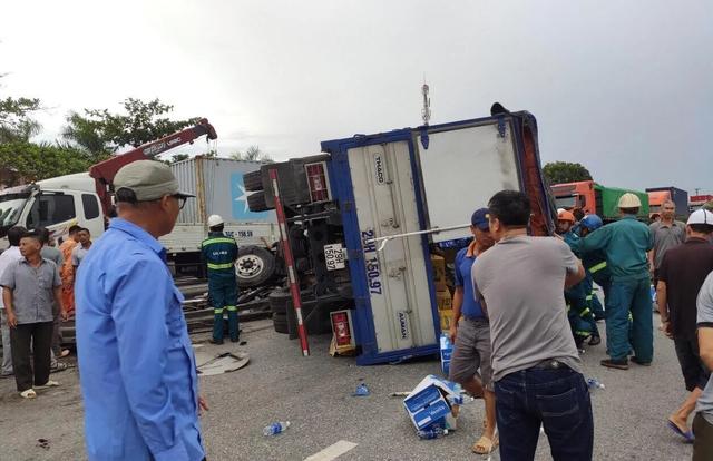 """Xử lý cấp bách """"điểm đen"""" trên quốc lộ 5 sau 3 vụ tai nạn liên tiếp 7 người chết"""