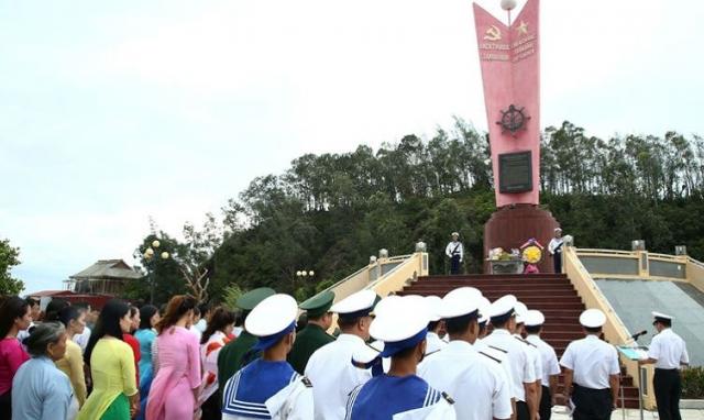 55 năm Ngày Truyền thống đánh thắng trận đầu của Hải quân